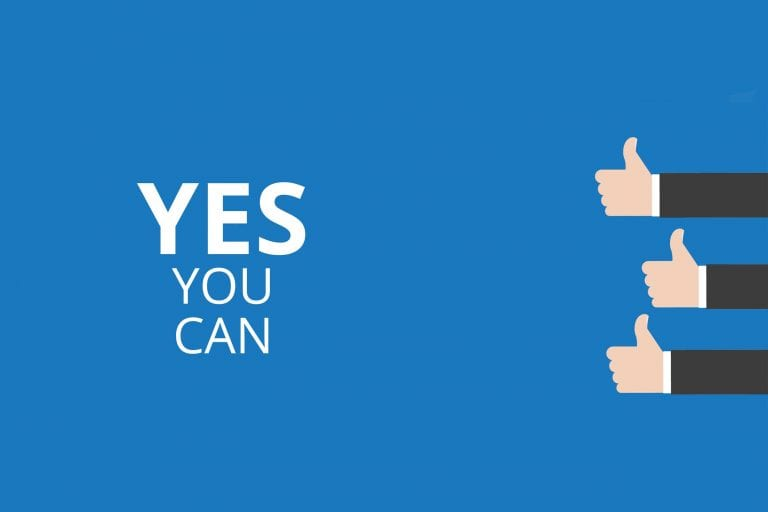 Yes You Can – 5 Self Motivation Hacks for Small Business