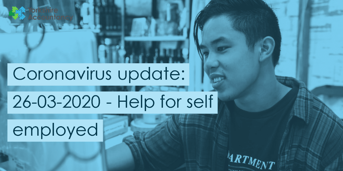 COVID-19: Help for self employed