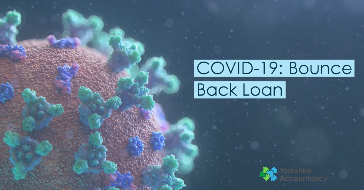 COVID-19: Bounce Back Loan
