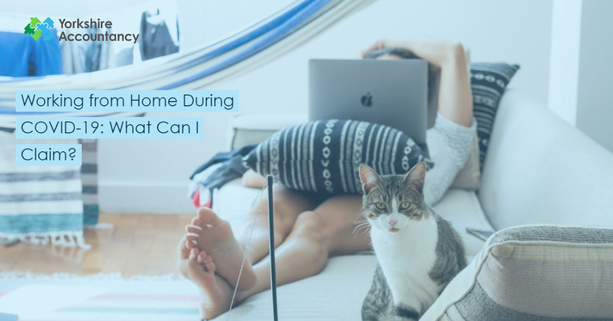 Working from Home During COVID-19: What Can I Claim?