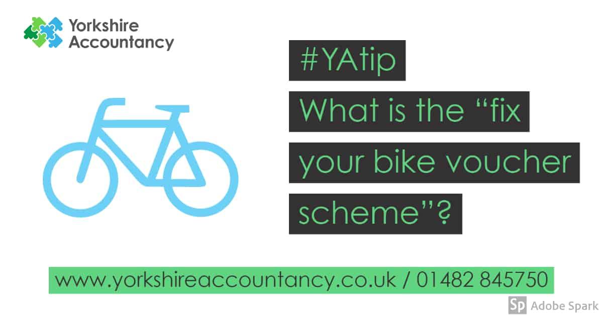 What is the Fix Your Bike Voucher Scheme?