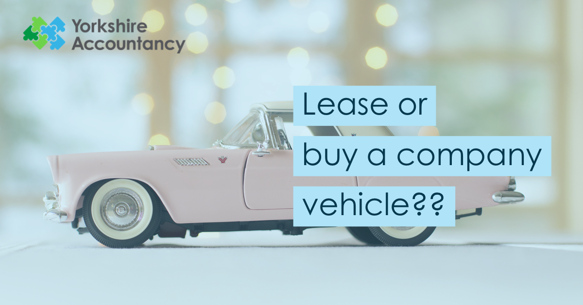 Let's Talk Leasing Company Vehicles and Electric Cars: An Accountant's Perspective