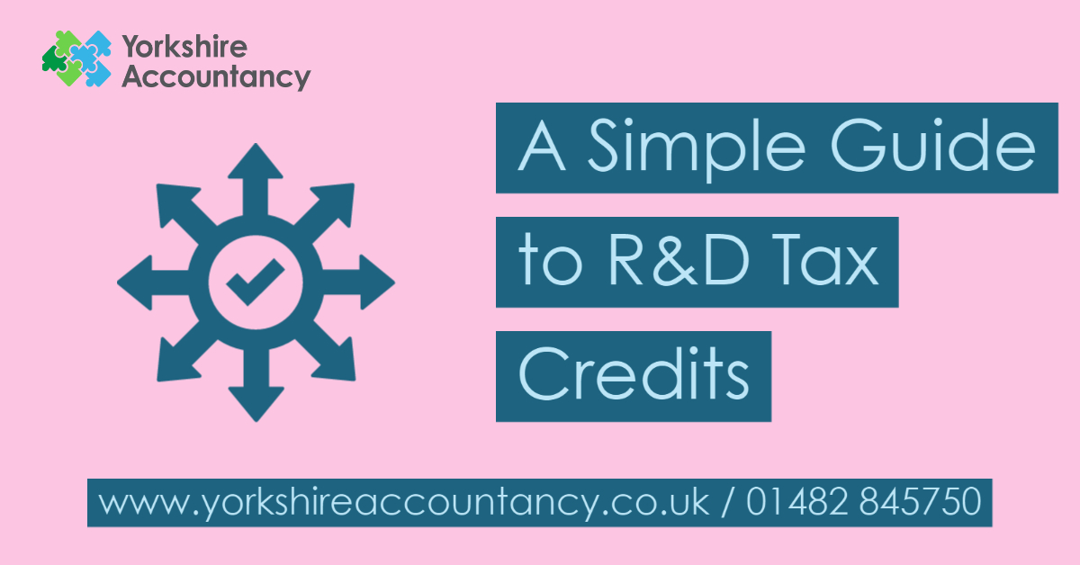 A Simple Guide to R&D Tax Credits