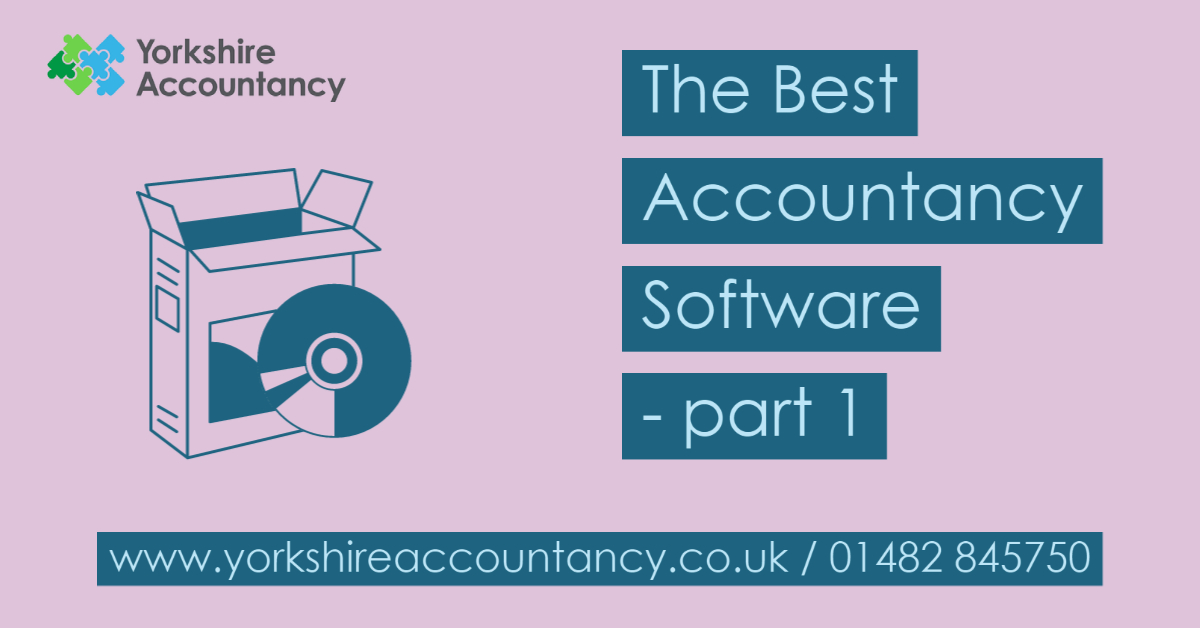 The Best Accountancy Software