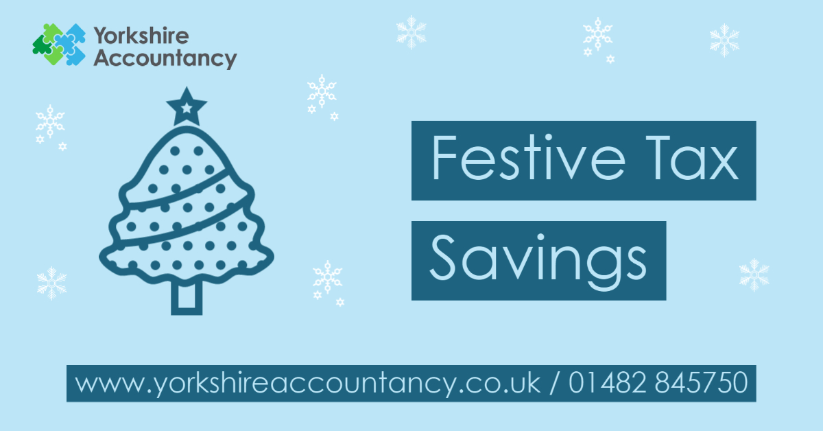 Christmas Tax Savings: What are the details?
