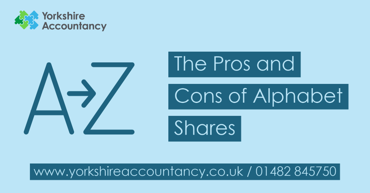 The Pros and Cons of Alphabet Shares