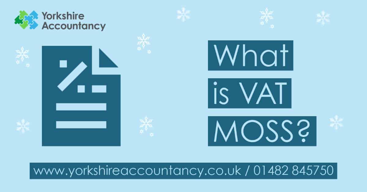 What is VAT MOSS?