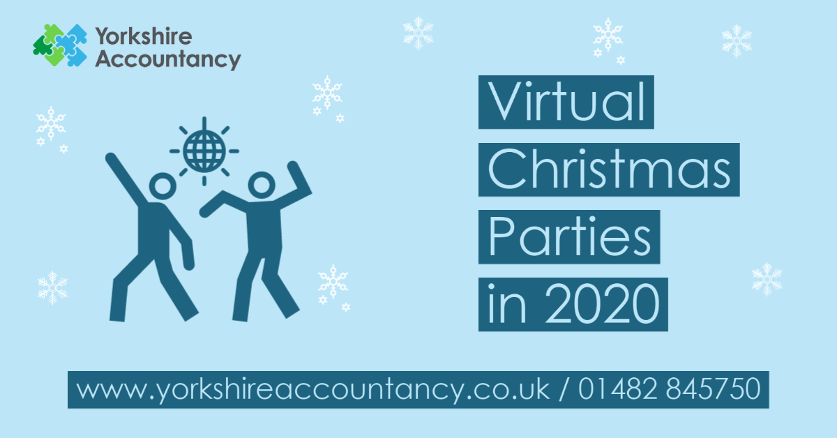 HMRC's New Announcement: Virtual Christmas Parties for 2020