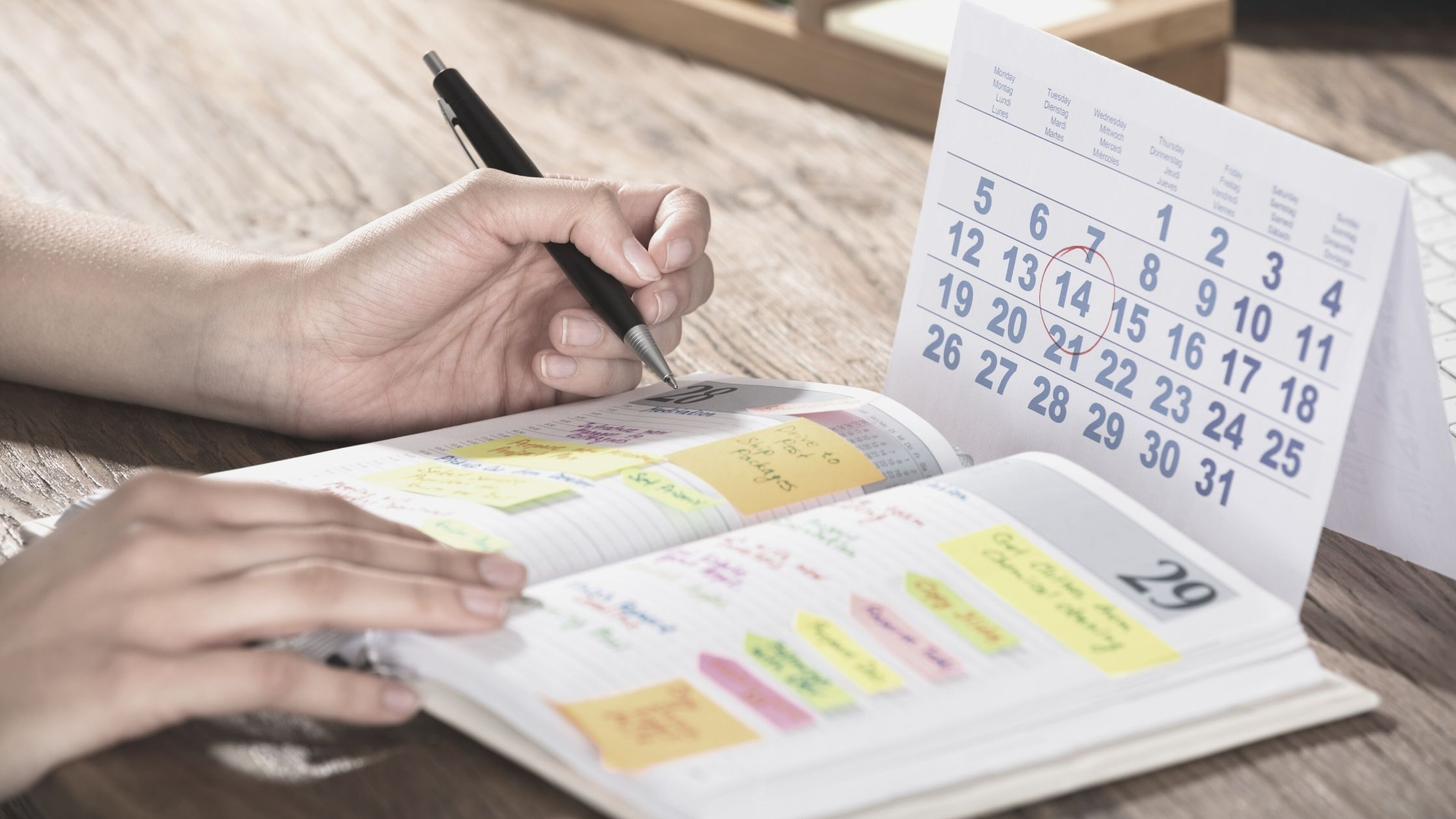 Manage your diary with Calendly